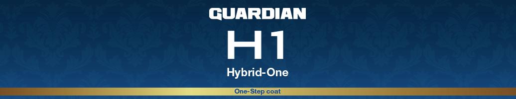 コーティング剤GUARDIAN Hybrid-One